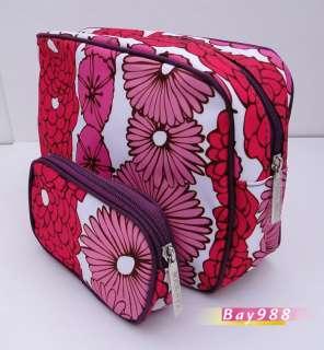 Clinique 2011 Fall Cosmetic Floral Purse Plus Cute Bag Set