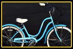 Fito Verona Shimano Tourney 7 speed CF 26 Beach Cruiser Bike Bicycle