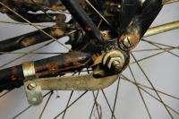1955 Schwinn Black Phantom balloon tire cruiser bike bicycle