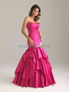 2012 UK USA designer wedding prom evening dresses ball gown 6409