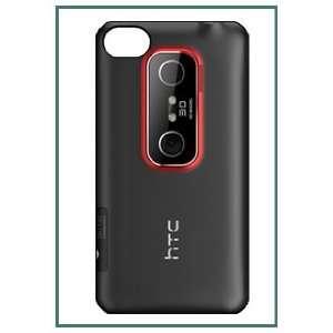 HTC Funny iPhone 4 iPhone4 Black Designer Hard Case Cover