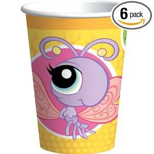 Designware Littlest Pet Shop 9 Ounce Hot/Cold Cups, 8 Count Packages