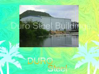 Duro Steel Truck Shop Building 60x80x18 Metal Buildings