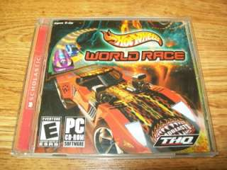 Hot Wheels World Race #e48174 (PC Games)