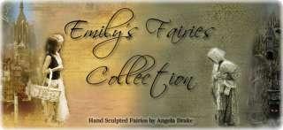 Emilys Fairies ooak#682 Rosedew, Fairy EFAD