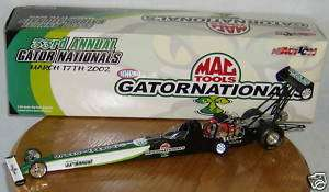 NHRA 33rd GATORNATIONALS TOP FUEL DRAGSTER 1/24th SCALE