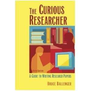 Researcher: A Guide To Writing Research Papers 5th Edition.: Books
