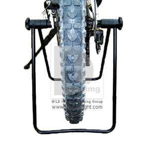 UNIVERSAL BICYCLE BIKE WHEEL HUB REPAIR STAND REPAIRING