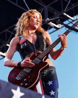 Sheryl Crow, Gordy Collins, 2002, Sakagawea Park, Livingston, Montana