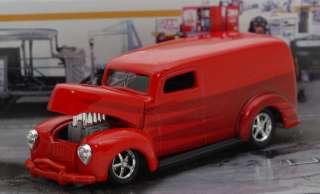 1940 Chevy Panel Hot Rod Street Rod Diecast