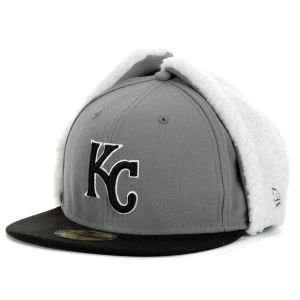 Kansas City Royals New Era MLB 59FIFTY Dogear Cap Hat