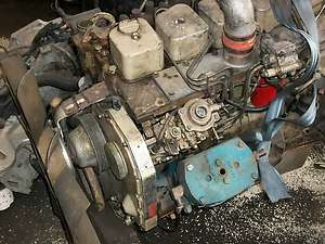 94 95 96 97 Dodge Ram 2500 Pickup Engine 5.9L 6 Cyl