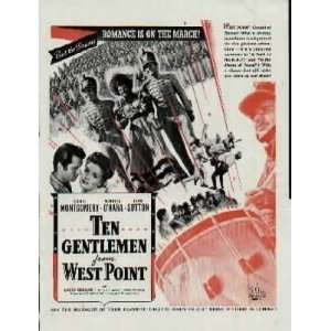 1942 Movie Ad   Beat the Drums Romance is on the March
