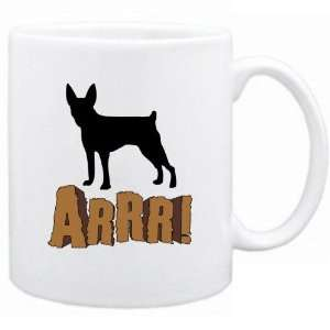 New  Toy Fox Terrier  Arrrrr  Mug Dog