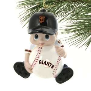 San Francisco Giants Lil Fan Baseball Player Acrylic