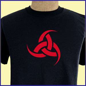 ODINS HORN Gothic Norse God Odin Viking Symbol T Shirt