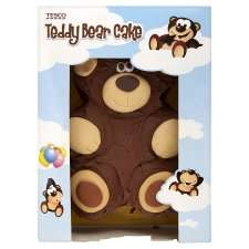 Tatty Teddy Birthday Cake Tesco