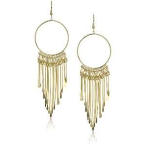 Jules Smith Viva Glam 14k Gold Plated Earrings Jewelry