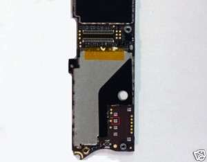 iPhone 4 Logic Board Battery Terminal Repair Service