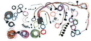 1969 1972 Chevy Nova Classic Update Wiring kit   American Autowire