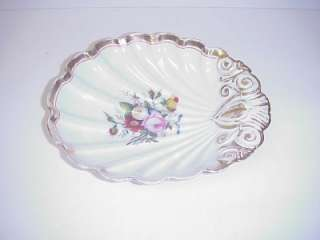 CHARLES HAVILAND LIMOGES PORCELAIN LARGE ICE CREAM DISH