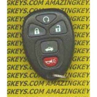 2004 04 Chevrolet Chevy Malibu Maxx Remote Start Keyless Key Entry Fob