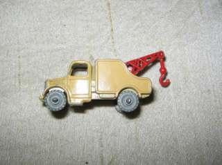 Lesney England Small Matchbox Wreck Wrecker Tow Truck No 13