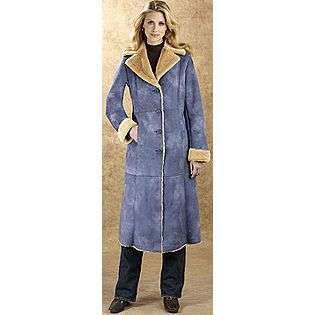 Womens Full Length Coat  Excelled Clothing Womens Outerwear