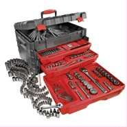 Craftsman 255 pc. Mechanics Tool Set with Lift Top Storage Chest at