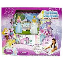 Designer Peel  n  Stick Fun   Disney Princess   Tara Toys