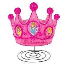 Disney Princess Crown Table Lamp   Idea Nuova   BabiesRUs
