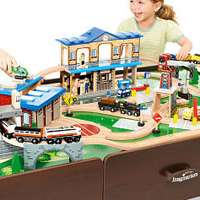 Appealing Imaginarium City Central Train Table Set Up Gallery - Best ...