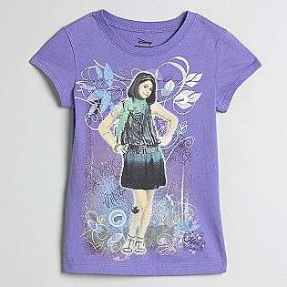 Graphic Tee  Disney Wizards of Waverly Place Clothing Girls Tops