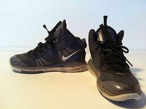 Lebron James NIKE Kids Youth Basketball Sneaker Shoe Gray Boys 12 C