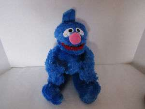 Sesame Street Grover Backpack Plush
