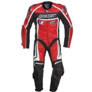 Joe Rocket Speedmaster 5.0 One Piece Race Suit   42/Red/White/Black