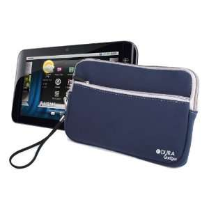 Strong Water Resistant Neoprene Case For Dell Streak 7 In Blue
