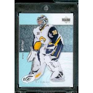 22 Ryan Miller   Sabres   NHL Hockey Trading Card