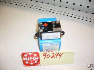 MARS SPDT 120 VOLT COIL FAN RELAY 90294