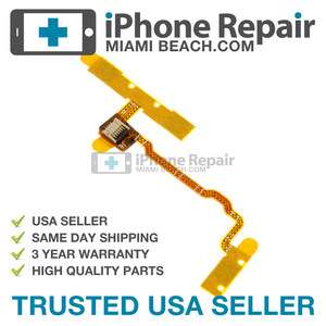 Volume Power Button Ribbon Flex Cable For iPod Touch 2G