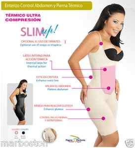 Full Body Thermal Shaper, Girdle Control, Faja Termica, s,m,l,xl,2xl