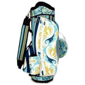 Sassy Caddy Breezy Ladies Golf Bag: Sports & Outdoors