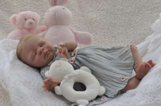 Cherished Reborn Nursery baby Girl Art Doll so precious and so real NO