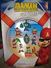 mcdonalds happy meal toys chipmunks