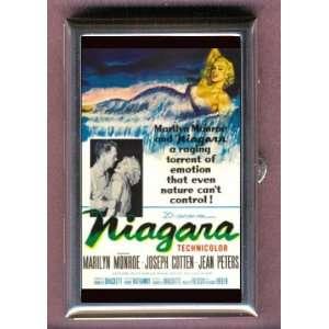 MARILYN MONROE NIAGARA Coin, Mint or Pill Box Made in USA