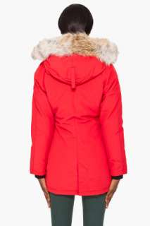 Canada Goose Victoria for women  SSENSE