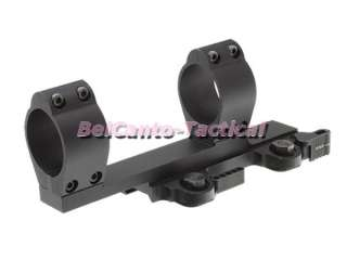 SPR 1.5 Tactical SPR / M4 Offset Scope Mount with Quick Release (LT