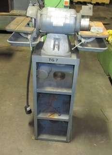 Baldor Tool & Cutter Grinder Pedastal 208V 3Ph