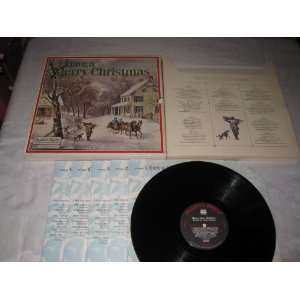 Have a Merry Christmas: Perry Como, Fred Waring, Brenda