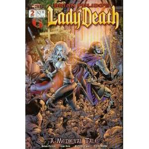 Lady Death: A Medieval Tale #2 (Two): Books